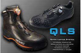 Allaccio rapido per calzature QuickLacingSystem