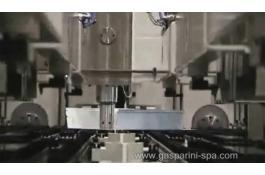 Impianti di profilatura per plafoniere a cassonetto