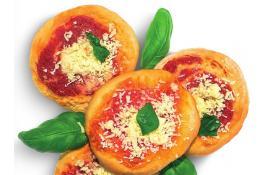 Pizze campane surgelate