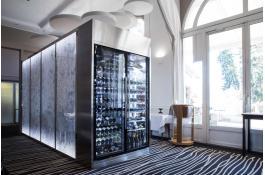 Vetrine refrigerate bottiglie per ristoranti Brera Wine Library