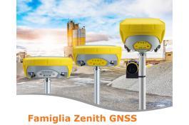 Ricevitori gnss per rilievi Zenith GNSS
