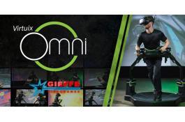 Piattaforma omnidirezionale per realtà virtuale Virtuix Omni