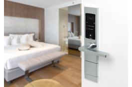 Electronic handle for hotels Unica