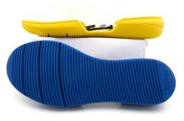 Suole leggere e flessibili per calzature Hovercraft