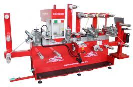 Linea di taglio a laser per etichette e nastri GD LASER