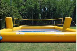 Gonfiabile per beach volley - Acqua Beach