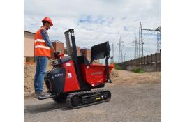 Minidumper per lavori edili HS701
