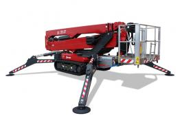 Aerial platforms with thermal and electric motor Bi-Energy