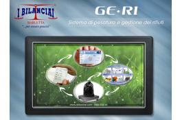 Sistema di pesatura automatica per isola ecologica GE.RI.