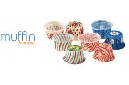 Pirottino per cottura muffin Fantasia