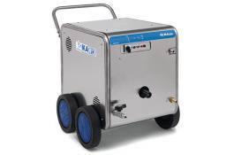 2 в 1 машина для очистки пищевой промышленности IkaVapor