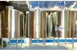 Microbirrificio 500 litri Brau-Expert