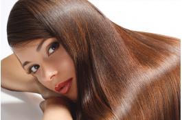 Sistema stirante professionale per capelli a base di acido gliossilico
