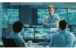 Soluzioni di videosorveglianza IP per le aziende Matrix Satatya