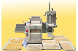 Combined machines for fresh pasta Modula, Mulipla e Combimax