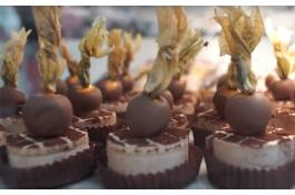 Produzione cioccolato per pasticceria artigianale Or Noir
