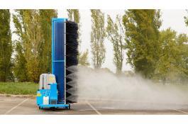 Impianto mobile lavaggio completo camion Full Wash