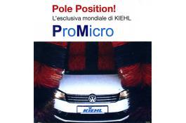 Spazzole in microfibra per autolavaggio ProMicro