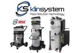Aspiratori industriali con pulizia filtro automatica ASC
