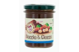 Crema spalmabile biologica di nocciole e cacao Noccio & Ciocco