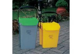 Contenitori impilabili per raccolta differenziata rifiuti Lady Box