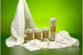 Биоразлагаемые биоразлагаемые мешки для органических Eco-Bio-Sac