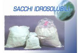 Sacchi idrosolubili per lavanderia