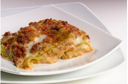 Lasagne fresche alla bolognese monoporzione