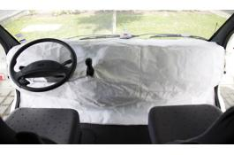 Copricruscotto per camper e caravan Cover Hood