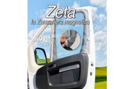 Zanzariera magnetica per camper Zeta