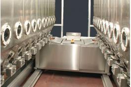 Sistema automatico di dosaggio ingredienti per industria alimentare Superunica