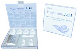 Эффект наполнения гиалуроновой кислотой Hyaluronic Acid Box