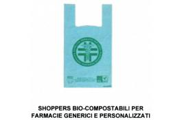 Shoppers bio-compostabili per farmacie