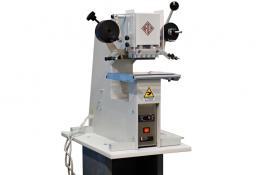 Timbratrice manuale per pelle, materiali sintetici e legno mod. 150