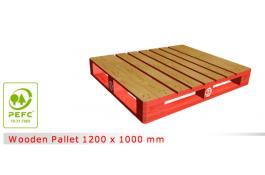 Pallet per sistemi di stoccaggio 1200 x 1000