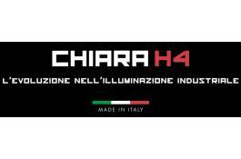 Plafoniera led per illuminazione industriale Chiara H4