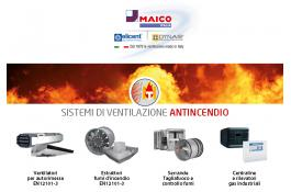 Sistemi di ventilazione antincendio meccanici