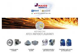 Ventilatori ATEX industriali