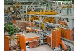 Automatismi per produzione mattoni