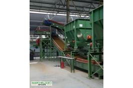 Impianti di preparazione e produzione argilla