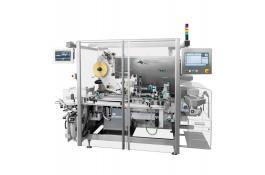 Macchina per etichettatura, tracciatura e controllo peso degli astucci BL A420CW