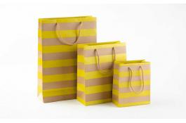 Shopping bags in carta made in Italy