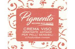 Crema viso idratante antiage per pelli sensibili al Porphyridium cruentum