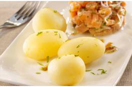 Patate refrigerate per food service