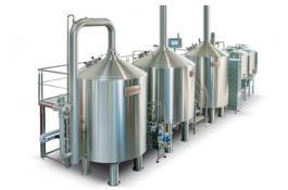 Impianti completi e attrezzature per produzione birra
