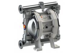 Pompe pneumatiche per liquidi aggressivi
