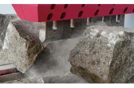 Impianti e macchine manuali per spacco pietre