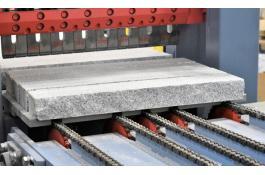 Impianti e macchine di spacco pietra automatici