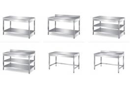 Professional stainless steel furniture