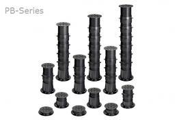 Pedestals for terraces PB Series